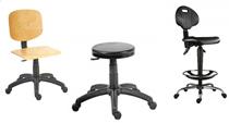 Pracovní a dílenské židle